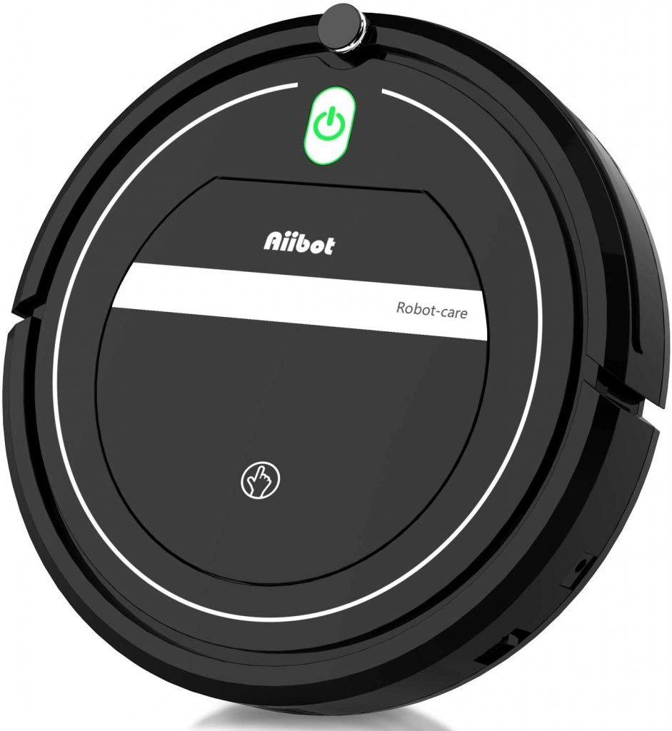 aiibot aspirateur robot alternative irobot roomba
