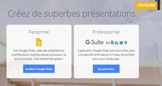 slides equivalent powerpoint